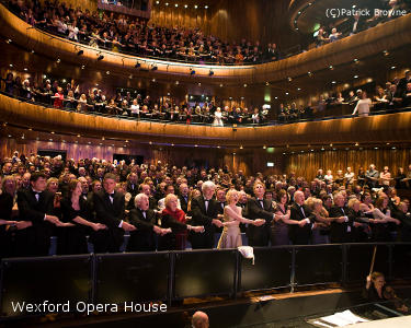 Wexford Opera Closing Night - Auld Lang Syne