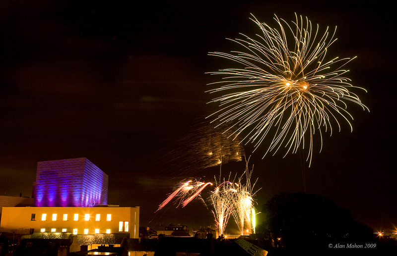 Opening night Opera Festival House