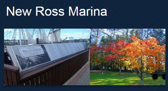 New Ross marina