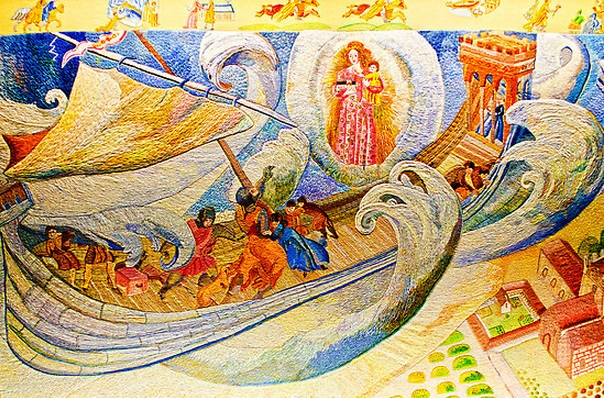 Ros Tapestry, New Ross
