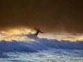 Surfer at Carnivan